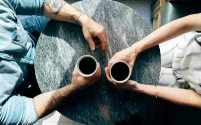 Discussions Over Coffee: One Experience with Imposter Syndrome